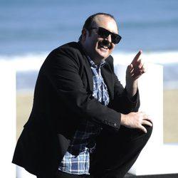 Carlos Areces at the San Sebastian Film Festival 2015