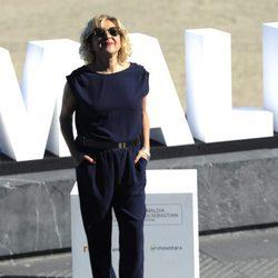 Carmen Machi at the San Sebastian Film Festival 2015