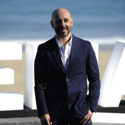 Jaime Ordoñez at the San Sebastian Film Festival 2015