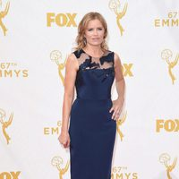 Kim Dickens on the red carpet at the Emmys 2015