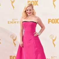 Elisabeth Moss at the Emmy awards 2015