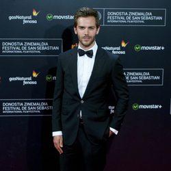 Marc Clotet attends the red carpet for the 63rd San Sebastian Film Festival Closing Ceremony