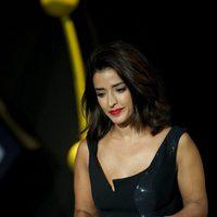 Inma Cuesta attends the closing ceremony of 63rd San Sebastian Film Festival