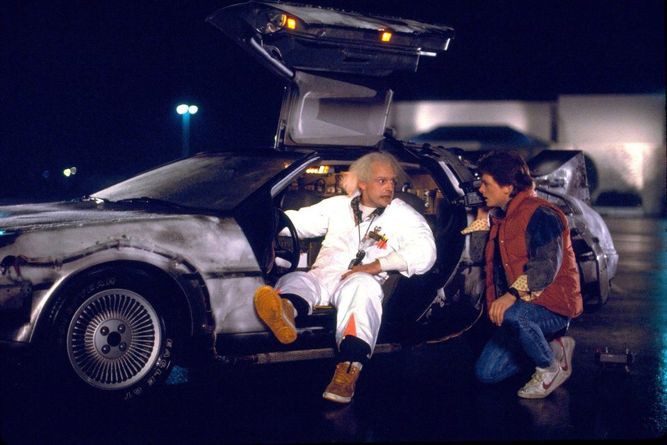 Back to the Future, fotograma 2 de 11