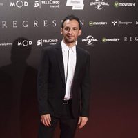 Alejandro Amenábar in 'Regression' Premiere in Madrid