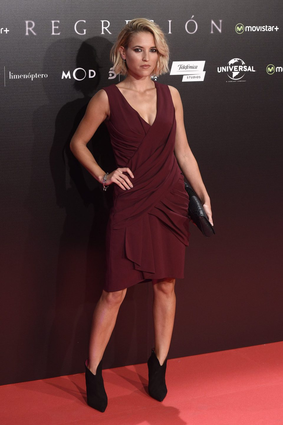 Ana Fernández García ana fernández garcía at 'regression' premiere in madrid