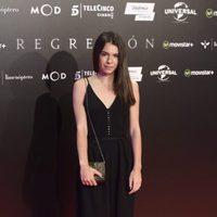 Claudia Traisac at 'Regression' Premiere in Madrid