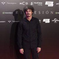 Antonio Pagudo at 'Regression' Premiere in Madrid