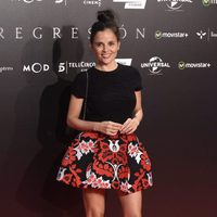 Elena Anaya at 'Regression' Premiere in Madrid