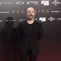 Javier Cámara at 'Regression' Premiere in Madrid