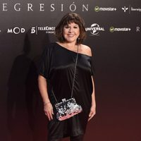 Loles León at 'Regression' Premiere in Madrid