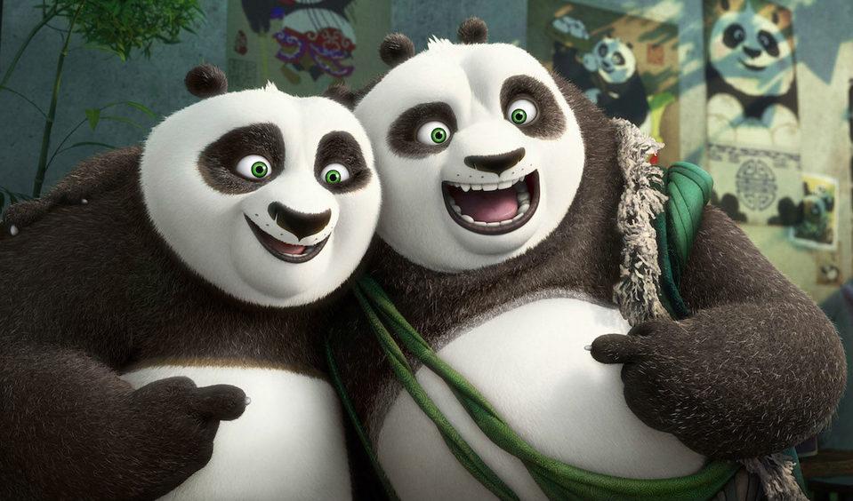 Kung Fu Panda 3, fotograma 5 de 32