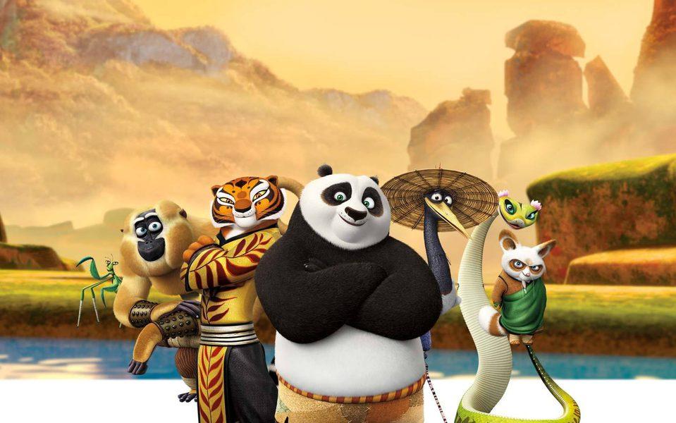 Kung Fu Panda 3, fotograma 4 de 32