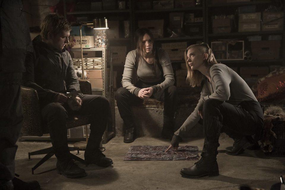 The Hunger Games: Mockingjay - Part 2, fotograma 13 de 31