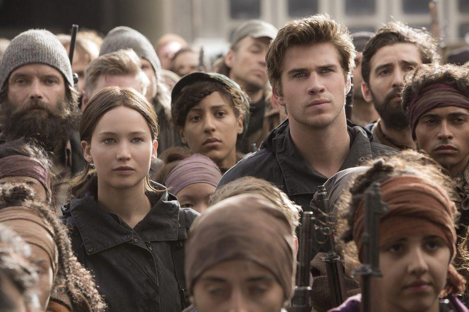 The Hunger Games: Mockingjay - Part 2, fotograma 6 de 31