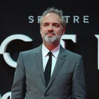 Sam Mendes in the 'Spectre' Premiere in Mexico