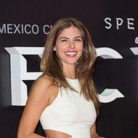 Stephanie Cayo in 'Spectre' Mexico Premiere
