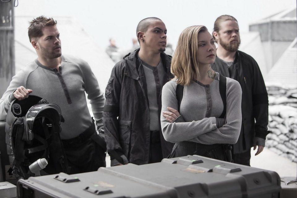 The Hunger Games: Mockingjay - Part 2, fotograma 25 de 31