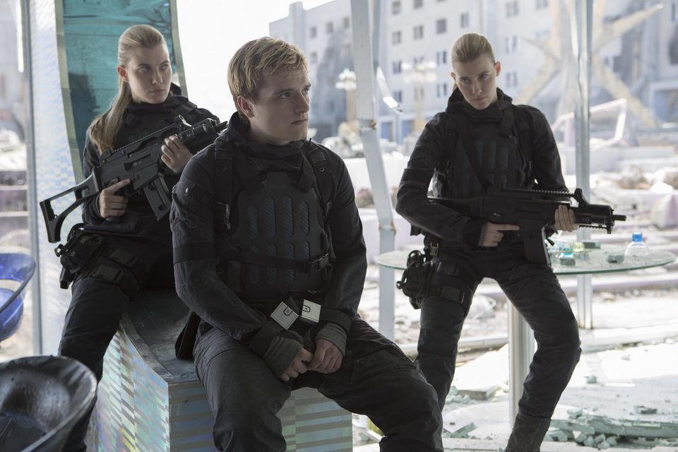 The Hunger Games: Mockingjay - Part 2, fotograma 18 de 31