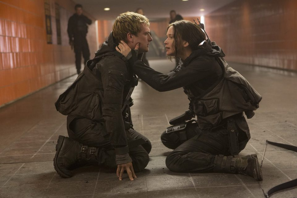 The Hunger Games: Mockingjay - Part 2, fotograma 17 de 31