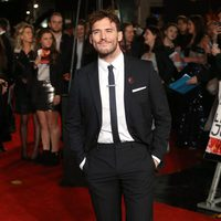 Sam Claflin attends to 'The Hunger Games: Mockingjay - Part 2' London premiere