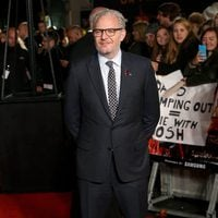 Director Francis Lawrence in 'The Hunger Games: Mockingjay - Part 2' London premiere