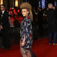 Tallia Storm attends to 'The Hunger Games: Mockingjay - Part 2' premiere
