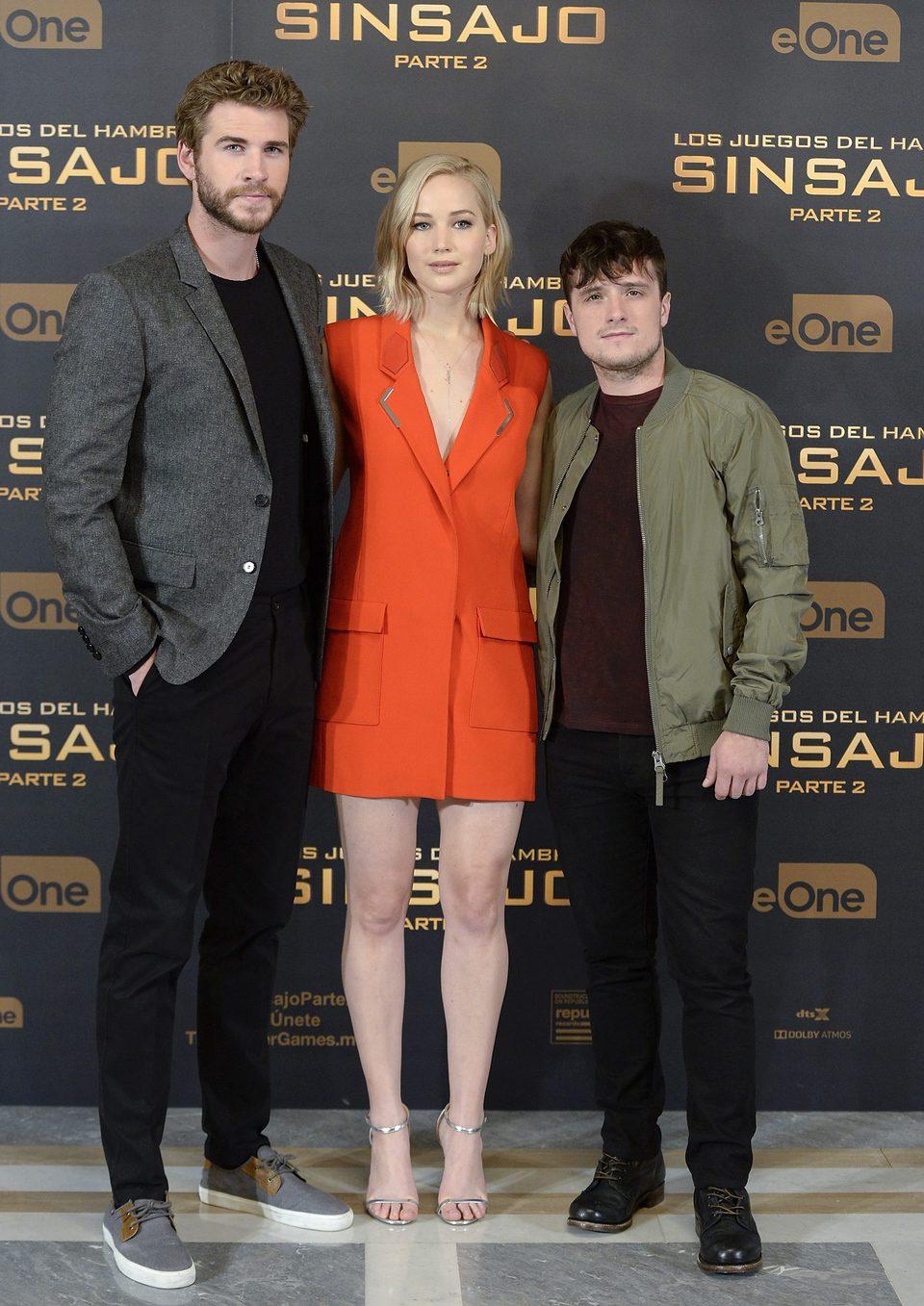 The Hunger Games: Mockingjay - Part 2, fotograma 27 de 31