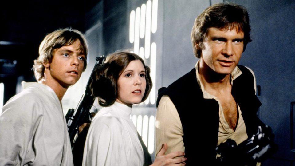Star Wars: Episode IV - A New Hope, fotograma 2 de 9