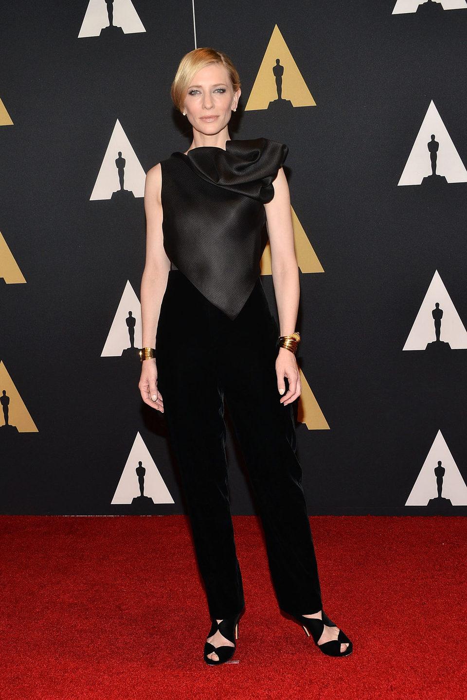 Cate Blanchett in Governor's Awards 2015