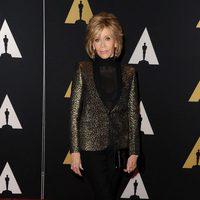 Jane Fonda in Governor's Awards 2015