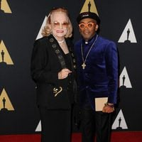Gena Rowlands and Spike Lee in Governor's Awards 2015