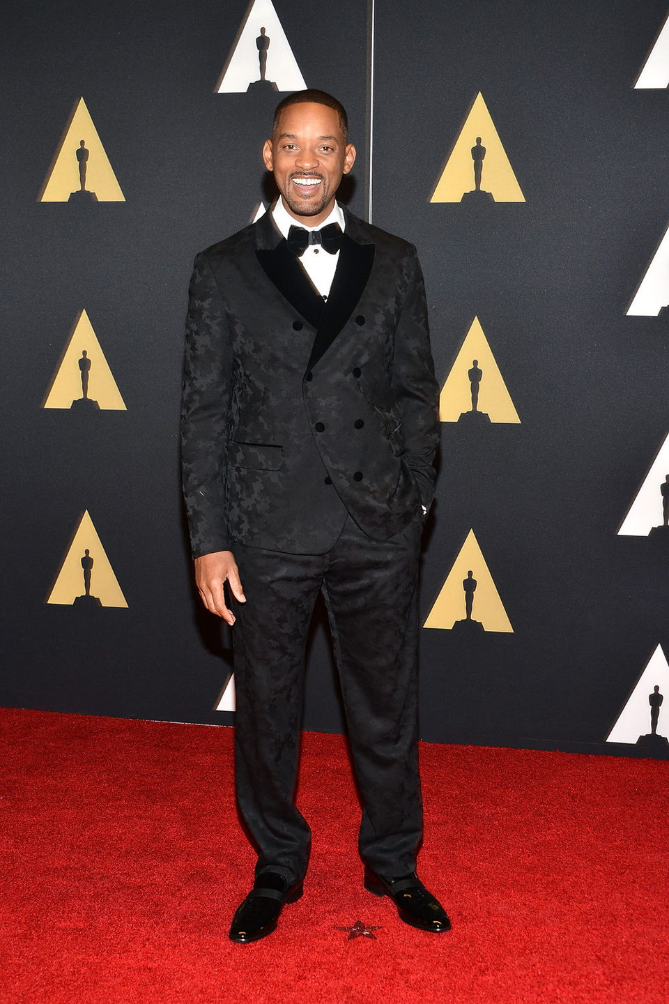 Will Smith in Governor's Awards 2015