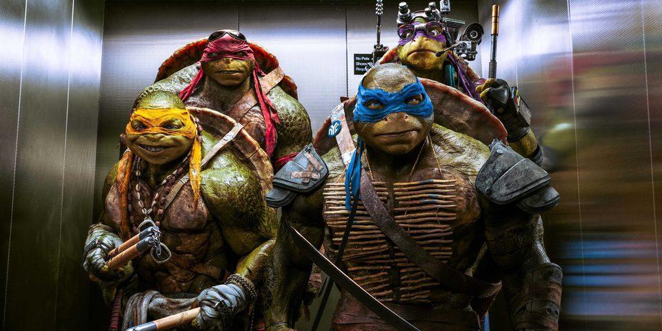 Teenage Mutant Ninja Turtles 2, fotograma 15 de 27