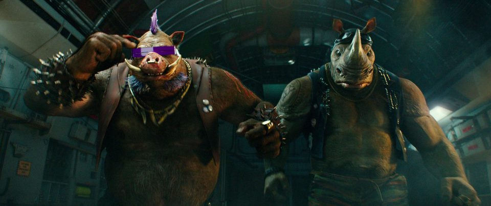 Teenage Mutant Ninja Turtles 2, fotograma 8 de 27