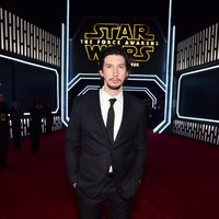 Adam Driver in the 'Star Wars: The Force Awakens' World Premiere