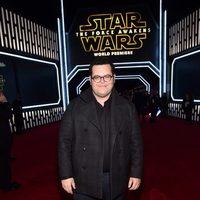 Josh Gad in the 'Star Wars: The Force Awakens' World Premiere