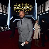 Ryan Coogler in the 'Star Wars: The Force Awakens' World Premiere
