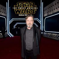 Mark Hamill in the 'Star Wars: The Force Awakens' World Premiere