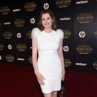 Geena Davis in the 'Star Wars: The Force Awakens' World Premiere
