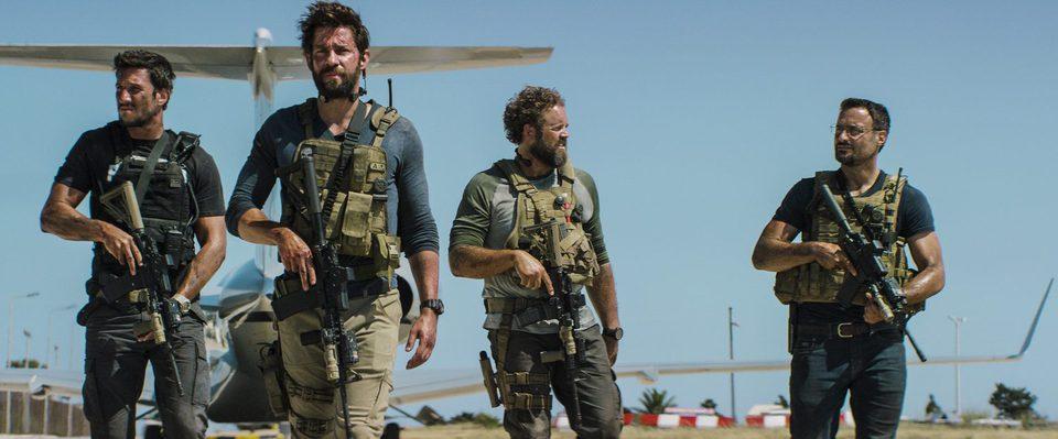 13 Hours: The Secret Soldiers of Benghazi, fotograma 1 de 13