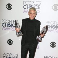 Ellen DeGeneres in People's Choice Awards 2016