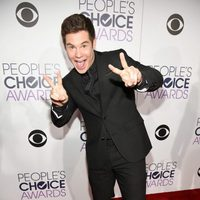 Adam Devine during the People's Choice Awards 2016
