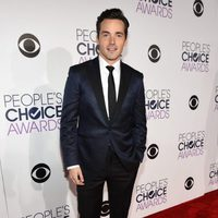 Ian Harding during the People's Choice Awards 2016