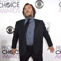 Jack Black during the People's Choice Awards 2016