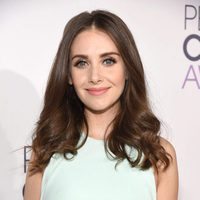 Alison Brie during the People's Choice Awards 2016
