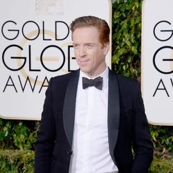 Damian Lewis at the 2016 Golden Globes red carpet