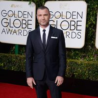 Liev Schreiber at the 2016 Golden Globes red carpet