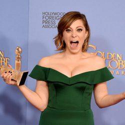 Rachel Bloom wins Golden Globe Award for 'Crazy Exgirlfriend'