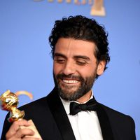 Oscar Isaac wins a Golden Globe Award for 'Show Me a Hero'